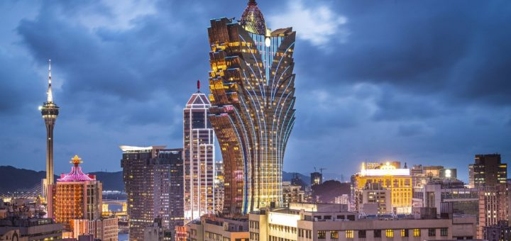 The Grand Lisboa Palace, Macau's New Attraction Opening Soon