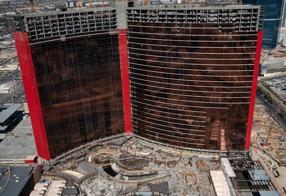 $4.3 B Resorts World Las Vegas Backtracking Asian Theme Wider Appeal